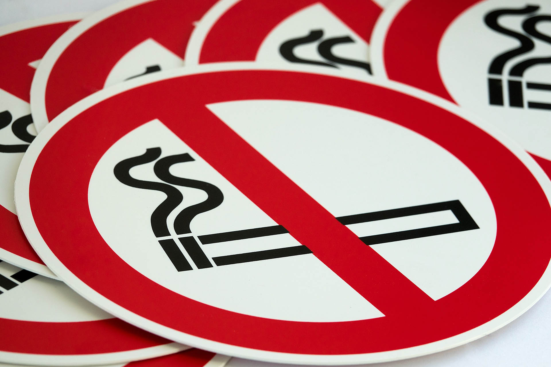 Link to the page about smokefree workplaces