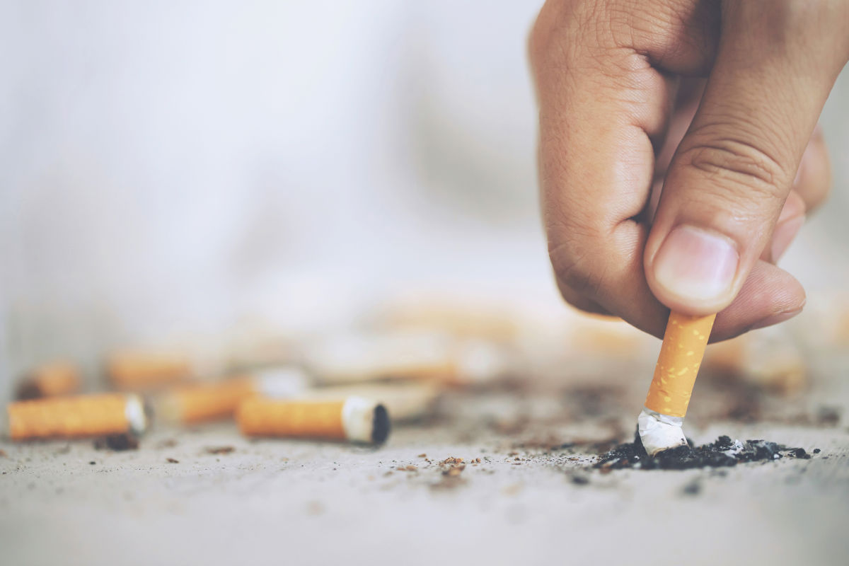 Link to a page dispelling myths about quitting smoking
